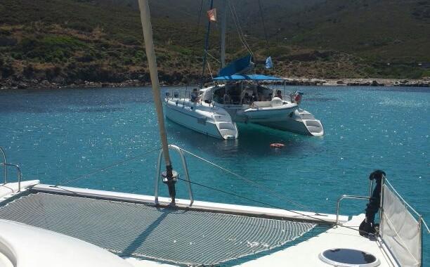noleggio catamarano cagliari