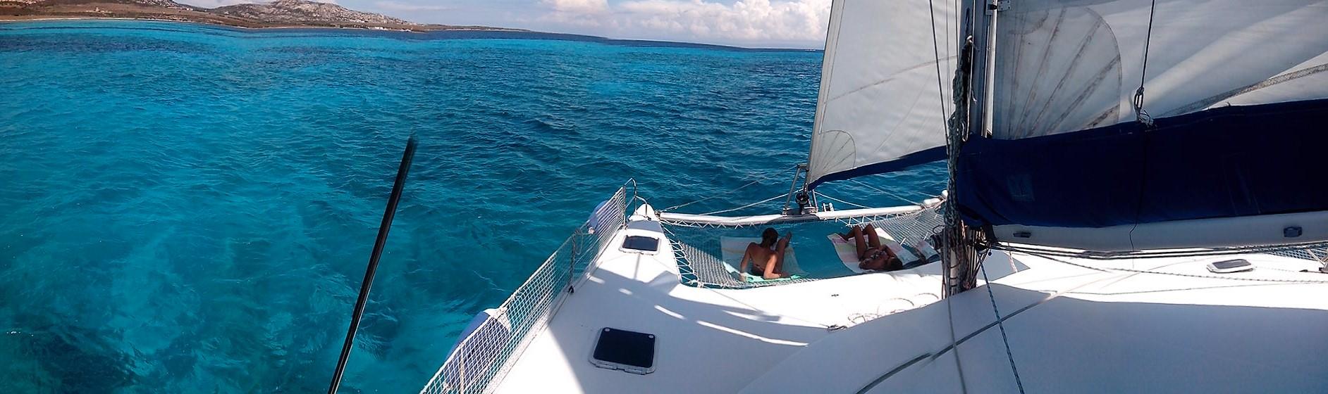 panoramica catamarano miguel asinara