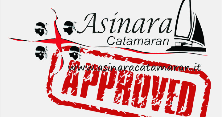 asinara catamaran approved