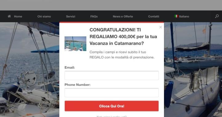 Sconto di 400€ per la tua vacanza in catamarano