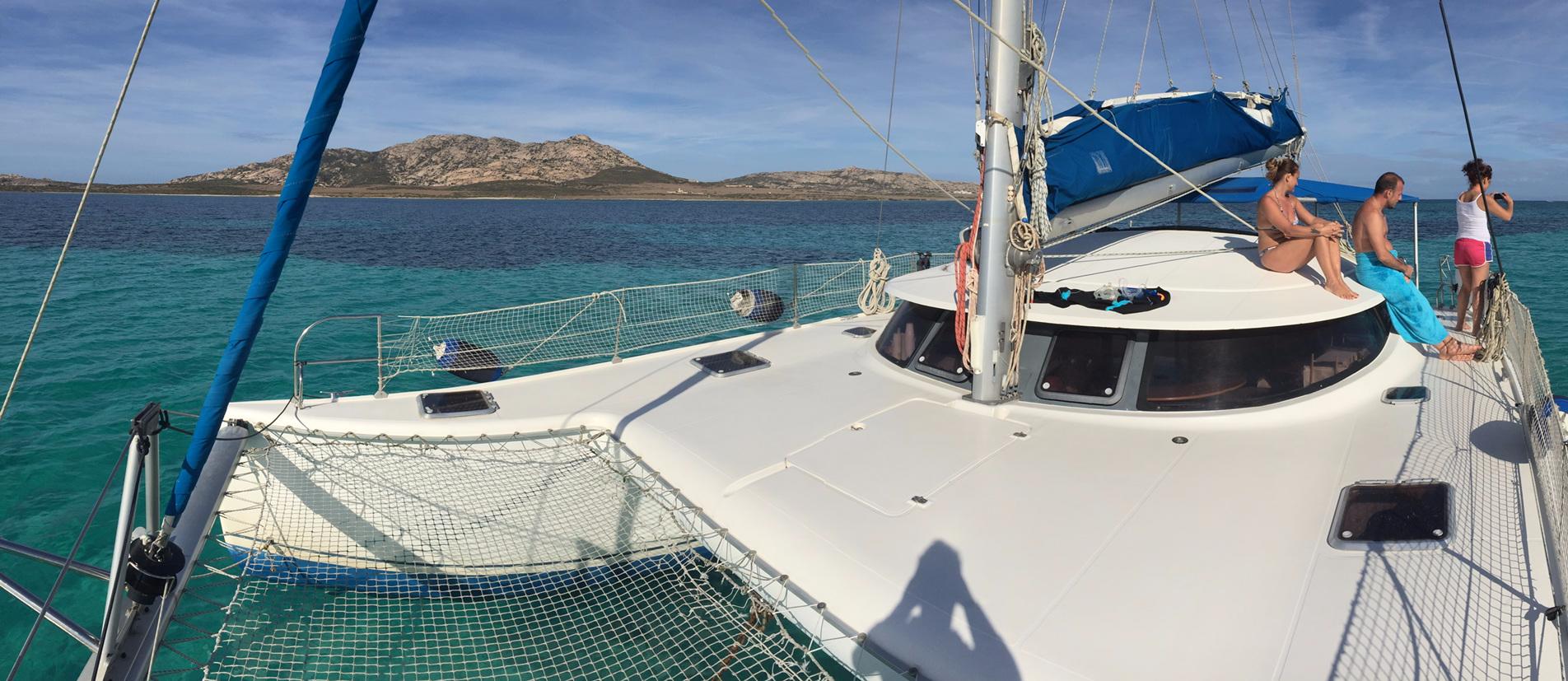panoramica catamarano asinara2