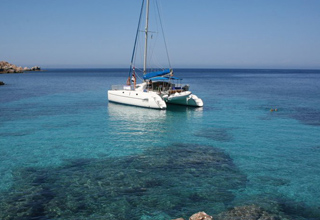 escursione asinara catamarano