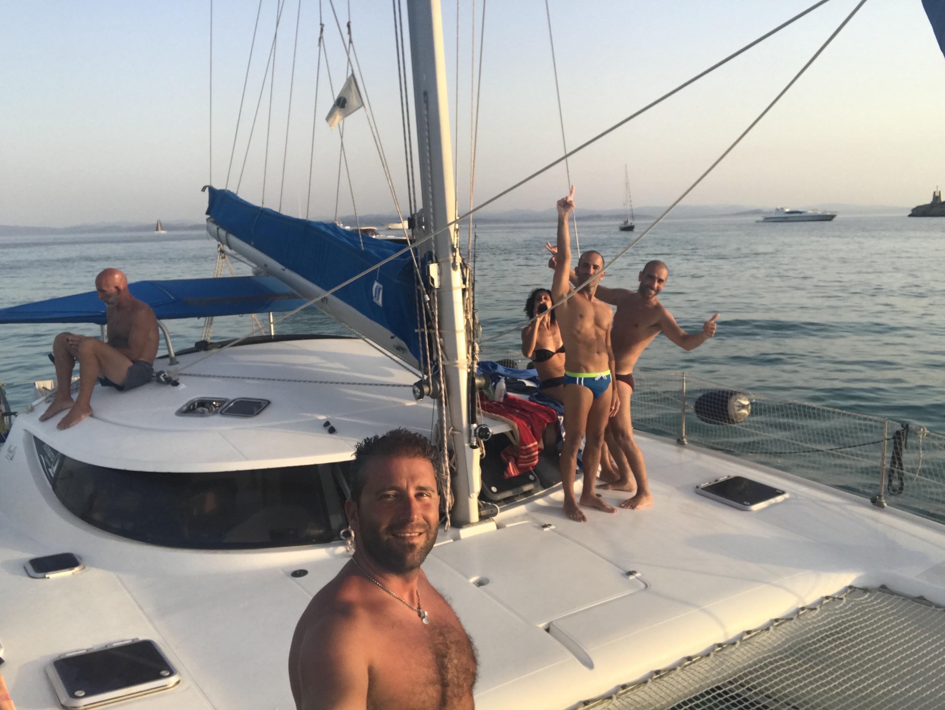 De schoonheid van <strong> een vakantie in Catamaran </ strong>
